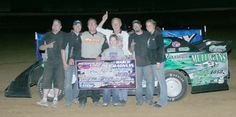 2009 Kentucky Lake Speedway -- First major win for Feger beating Billy Moyer and Shannon Babb!