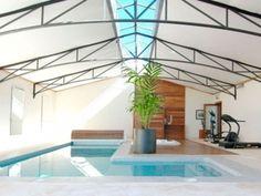 Indoor pool in Alcoy