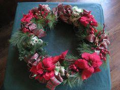 Christmas Wreath for Julie