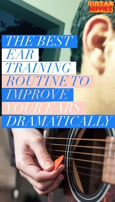 The Ultimate Daily EARS Workout - Step Up Your Music Game With ONLY 10 Minutes A Day! #guitar #piano #trumpet #eartraining GuitarHippies - Inspiring Your Musical Journeys