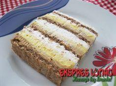 Milka Noisette torta_6