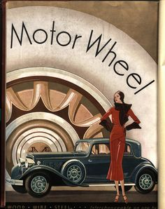 Art deco poster  (Art Deco or deco, is an eclectic artistic and design style that began in Paris in the 1920s and flourished internationally throughout the 1930s and into the World War II era.The style influenced all areas of design, including architecture and interior design, industrial design, fashion and jewelry, as well as the visual arts such as painting, graphic arts and film)