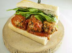 Recipe: Kick Ass Vegan Meatballs — Fo Reals Life