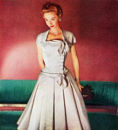 Givenchy, Vogue 1954