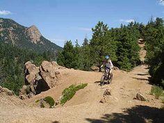 Hiking and Biking Mountian Bike, Mountain Bike Trails, Cycling Holiday, Colorado Trip, Vail Colorado, Recreational Activities, Pikes Peak, Colorado Mountains, Life Is An Adventure