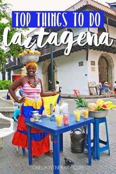 Cartagena, Colombia - Top things to do and Best Sight to Visit on a Short Stay