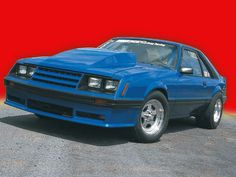 1982 Mustang GT - Double Agent