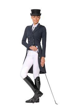 Spooks Ladies Dressage Tail Jacket - Show Jackets   Ride-away