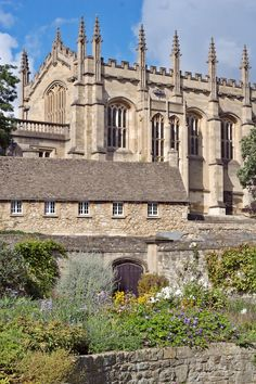 Oxford, England - The Priory of St Frideswide, Christ Church, uncredited