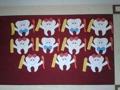 Dental health craft idea for kids preschool lessons human body crafts and worksheets Health Activities, Activities For Kids, Crafts For Kids, Dental Health Month, Oral Health, Preschool Lessons, Lessons For Kids, Preschool Teachers, Preschool Worksheets