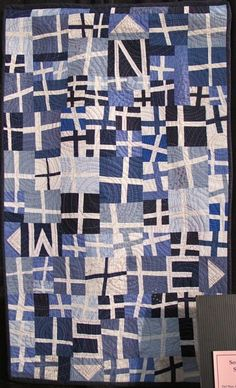 Quilt - Finding the North Star pattern