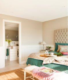 Todo lo que debe tener un dormitorio para ser perfecto