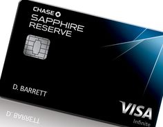 Within days, Chase ran out of its fancy new card, a favorite of…