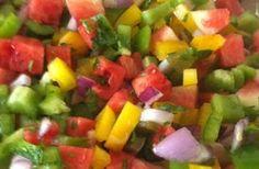 Watermelon Pico de Gallo Recipe