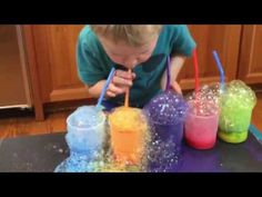 Experiment Exchange - DIY Science Experiments for Young Kids