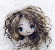 What a sweet doll☺