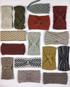 """Stirnband-Tetris spielen👾…was besseres hab ich Freitag Abend nicht vor.🤣… Headband Tetris play👾 … what better I have Friday evening not before. 👉🏻 All models from my book """"Headbands knit"""". Free Knitting, Free Crochet, Knitting Patterns, Knit Crochet, Crochet Patterns, Knitting Ideas, Knit Headband Pattern, Knitted Headband, Knitted Hats"""