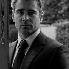 Colin Farrell from London Boulevard This is the first movie I started to like him . He's more of an actor and less on an Ego trip. Good job, Collin ! :)