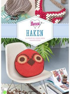 Becca loves haken - Rebecca Dekeyser - www.wolwolf.be