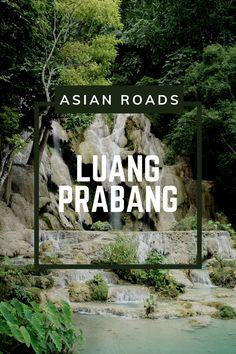 Connue pour ses paysages incroyables et ses temples, Luang Prabang est classée au patrimoine mondial de l'Unesco. Découvrez tout ce qu'il y a à voir ! Luang Prabang, Laos, Destinations, Unesco, Destination Voyage, Temples, Movie Posters, Landscapes, Everything