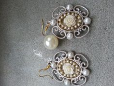 orecchini di Donangebijoux su Etsy, €35.00