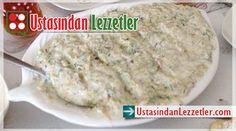 Yoğurtlu Kabak Salatası tarifi ve yapılışı...  http://www.ustasindanlezzetler.com/yogurtlu-kabak-salatasi.html