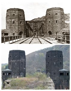 Troops Remagen and the Ludendorff Bridge in March of 1945. Gen. Hoge made decisive decision to take the bridge remagen_025