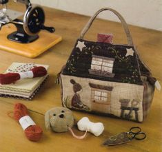 House Bag Pic | Littlelixie | Flickr