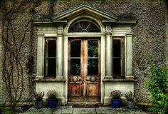 Kildare Doorway   Flickr - Photo Sharing!