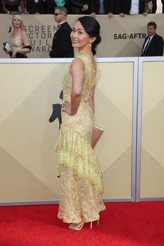 Nackt Hong Chau  Jennifer Aniston
