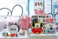BT21 x line friends store