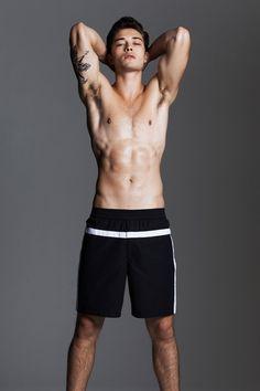 Francisco Lachowski for Harper's Bazaar Men Thailand by...