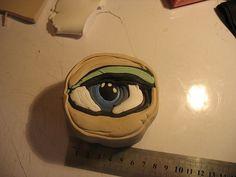 one eye cane   orly rabinowitz   Flickr
