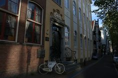 Armenian church in Amsterdam
