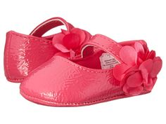 Baby Deer Patent Skimmer Soft Sole (Infant) Fuchsia - Zappos.com Free Shipping BOTH Ways