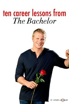 Career Lessons from The Bachelor