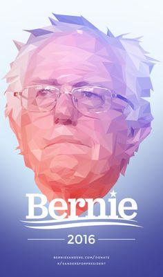 FEEL THE BERN! #Bernie2016