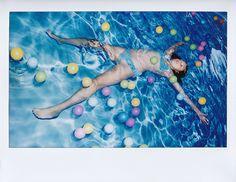 Fujifilm instax wide 300. By Veronika Klimonova - Werdza.
