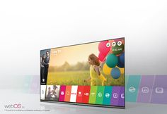 LG 43UH620V Τηλεοραση - saveit.gr - Η πλατφόρμα webOS 3.0 της LG Smart TV σχεδιάστηκε για να είναι ακόμα πιο απλή και να προσφέρει συναρπαστικές εμπειρίες, με απλά και διασκεδαστικά βήματα. Το μόνο που έχετε να κάνετε είναι να χαλαρώσετε, αφού με τη webOS 3.0 θα ζήσετε μια εμπειρία που δε μοιάζει με καμία.