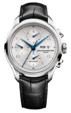 Baume & Mercier Automatic Clifton Chronograph ref 10123