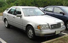 Mercedes classe C 1à serie - W202 produzione dal 1993 al 2000