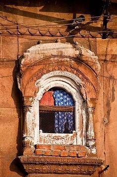 terra cotta window by janell