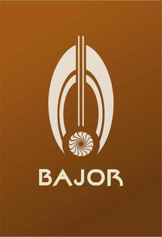 Flag symbol of Bajor  (or the Bajoran Flag symbol)