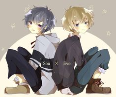 Kawaii Anime, Chica Anime Manga, Manga Boy, Vocaloid, Anime Child, Anime Art Girl, Anime Boys, Anime Comics, Neko Boy