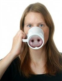 Buy Nose Mug - Miss Piggy today at IWOOT. We have great prices on gifts, homeware and gadgets with FREE delivery available. Miss Piggy, Gadgets, Tea Mugs, Coffee Mugs, 16 Birthday Presents, Kitsch, Funny Mouth, Plain White Mugs, Animal Noses