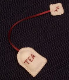 Each cup of tea represents an imaginary voyage. ~Catherine Douze Here it is... the tea bag tutorial. This is such a fun project to mak...