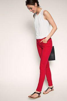 Esprit - Superelastische 5 Pocket Jeans im Online Shop kaufen