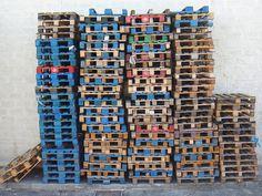 Cómo desarmar un palet de madera y hacer muchas cosas buenas para tu casa...por ejemplo: muebles???. #reciclaje #madera