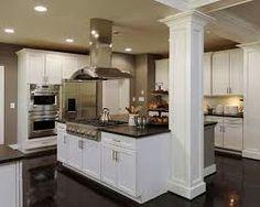 Kitchens With Columns kitchen columns ideas - design, accessories & pictures | zillow