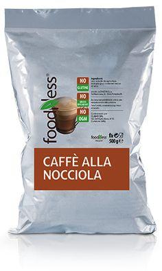 BUSTA 500gr - CAFFè ALLA NOCCIOLA Snack Recipes, Snacks, Chips, Coffee, Snack Mix Recipes, Kaffee, Appetizer Recipes, Appetizers, Potato Chip